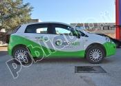 Decorazione e Personalizzazione Grafica Auto Aziendali (Car Wrapping) a Bari